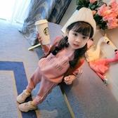 童裝秋裝新款女童兒童春秋套裝1-3歲女寶寶韓版潮衣洋氣小童6 居享優品