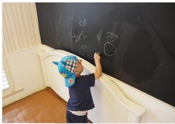 魔貼神奇黑板紙 / 環保黑板貼 壁貼 隨意寫黑板貼紙 / 環保創意黑板貼 紙牆貼