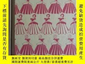 二手書博民逛書店【原版罕見】奧爾科特著《 小婦人》Junior Library彩