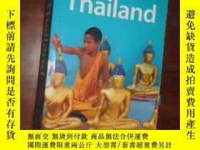 二手書博民逛書店Lonely罕見Planet Thailand 孤獨星球旅遊指南