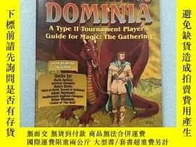 二手書博民逛書店DOMINATING罕見DOMINIA統治多美尼亞Y284545
