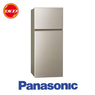 國際 PANASONIC 變頻雙門冰箱 232公升 NR-B239TV-R 無邊框鋼板設計 亮彩金 台灣製造 公司貨 (*運費另計)