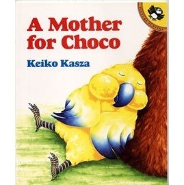【麥克書店】A MOTHER FOR CHOCO /英文繪本《母親節》