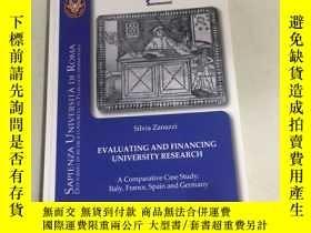 二手書博民逛書店evaluating罕見and financing university research 評估和資助大學研究