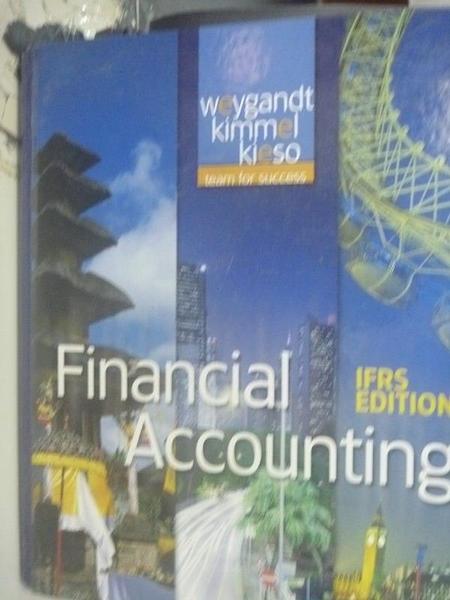 【書寶二手書T5/大學商學_JDL】Financial Accounting IFRS_Weygandt,etc