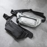 防水腰包男胸包休閒戶外運動斜背包時尚韓版潮流騎行包【千尋之旅】