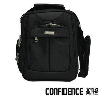 公文包 直式 Confidence 高飛登 1191 專業黑