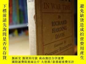 二手書博民逛書店1898年首版罕見Cuba in War Time 附一張大地圖Y354044 Richard Harding