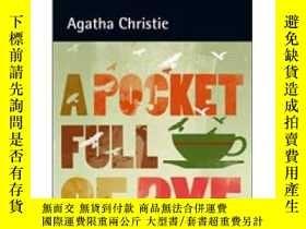 二手書博民逛書店Collins罕見A Pocket Full of Rye (ELT Reader)Y449926 Agath