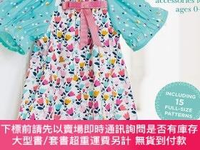 二手書博民逛書店Sewing罕見for Babies and Children: 25 beautiful designs for