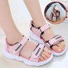 女童涼鞋 女童涼鞋新款夏季中大兒童鞋子正韓小童軟底女孩公主男童鞋潮-Ballet朵朵