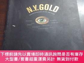 二手書博民逛書店N.Y.GOLG:A罕見SELECTIVE RESOURCE OF NEW YORK TALENT 2Y208