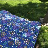 野餐垫零距離2*2米超大防潮野餐墊戶外墊草地墊沙灘墊瑜伽防水加厚 愛麗絲精品igo