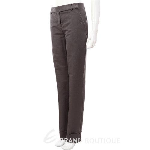 KENZO-antonio marras 灰色反褶設計長褲 0840082-06