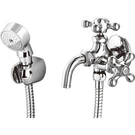 【麗室衛浴】國產 精緻龍頭 適合室內外陽台水栓 浴室洗地板兩用出水 LS-34378