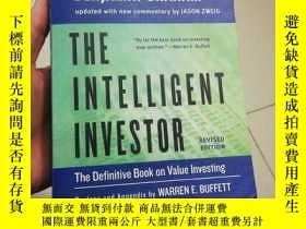 二手書博民逛書店The罕見Intelligent InvestorY324438 Benjamin Graham Nancy