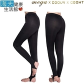【海夫】MEGA COOUV 日本 女用 踩腳款 (UV-F602)(XL腰圍30-32吋)