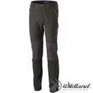 [Wildland] 四面彈性配色抗UV長褲 - 墨綠、黃卡其 (男) (0A31398)