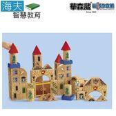 【海夫智慧教育】華森葳 建構積木 城堡積木 N8-PP871