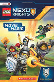 LEGO NEXO KNIGHTS MOVIE MAGIC