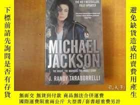 二手書博民逛書店Michael罕見Jackson The magic, the madness the whole story;邁