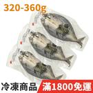 饕客食堂 5片 鯖魚一夜干 320g-360g 薄鹽挪威鯖魚 冷凍海鮮