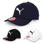 PUMA 基本系列棒球帽 (帽子 鴨舌帽 慢跑 遮陽 防曬 免運 ≡威達運動≡