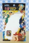 【震撼精品百貨】One Piece_海賊王~日本棉布抗菌口罩#83902