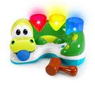 Kids II 來玩球吧-繽紛小鱷魚打打樂