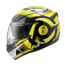 【東門城】ASTONE RT1100 GG20 (黑黃) 可掀式安全帽 雙鏡片