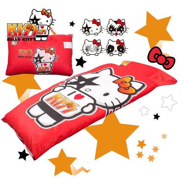 Hello Kitty 巨星 兒童睡袋 標準 台灣製 超取限一顆