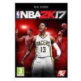 【PC遊戲】 NBA 2K17 中英文版