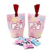 幸福婚禮小物「DIY甜心喜糖盒」 喜糖盒/包裝盒/餅乾袋/小禮物袋/探房禮/送客禮