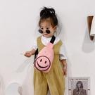 胸包 兒童胸包男女童韓版小斜背包包小孩戶外時尚個性女孩小背包腰包潮