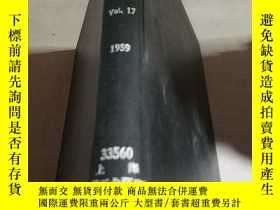 二手書博民逛書店NON罕見DESTRUCTIVE TESTING.Vol.17.