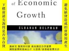 二手書博民逛書店The罕見Mystery Of Economic GrowthY256260 Elhanan Helpman