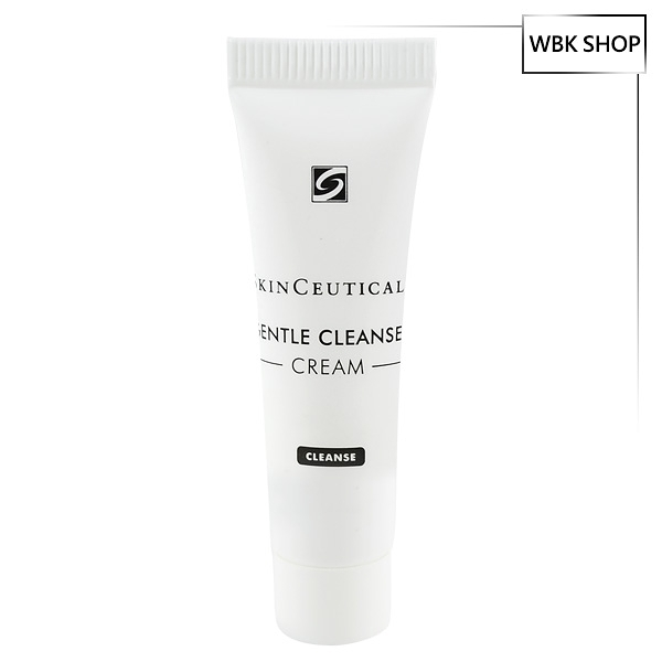 SkinCeuticals 美國杜克/修麗可 溫和洗面乳 3.75ml Gentle Cleanser Cream - WBK SHOP