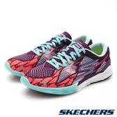 SKECHERS (女) 跑步系列 Go MEB Speed 4 - 14101PRAQ