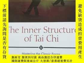 二手書博民逛書店The罕見Inner structure of tai chiY