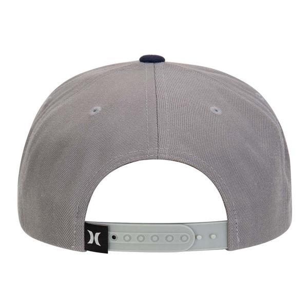 Hurley  M PANAMA HAT BLACK  棒球帽-灰(男)