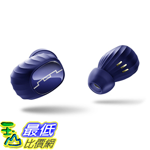 [106美國直購] Sol Republic SOL-EP1190BL 藍 耳塞式 入耳式耳機 Truly Amps Air Headphones, Blue
