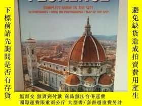 二手書博民逛書店佛羅倫薩城罕見Find and Discover Florenc