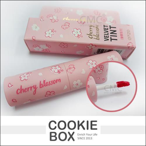 韓國 DAISO 大創 唇露 3.5g 櫻花 限定 唇釉 唇蜜 唇彩 *餅乾盒子*