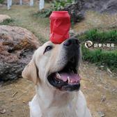 發聲耐咬寵物玩具幼犬金毛拉布拉多磨牙益智互動小中大型犬狗咬棒【七夕情人節】