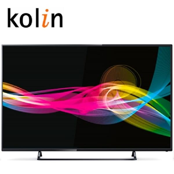 (((福利電器)))KOLIN 歌林 65吋4K LED顯示器+視訊盒(KLT-65EU01) 拆箱福利品 送基本安裝