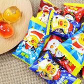 聖誕節糖果聖誕節水果爆漿軟糖100g【0216零食團購】GC208-100