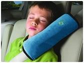 【安全帶護肩套】保護兒童汽車用安全帶護套 靠枕 枕頭 護肩帶 固定器