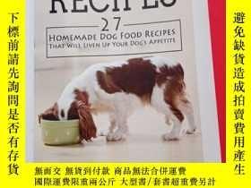 二手書博民逛書店Dog罕見Food RECIPESY216888