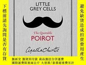 二手書博民逛書店Little罕見Grey Cells: The Quotable