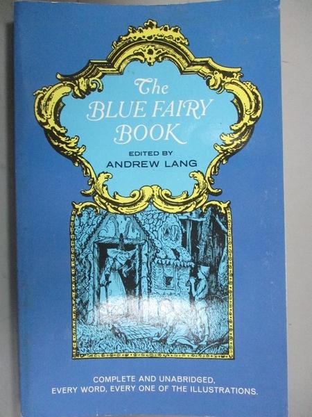【書寶二手書T3/少年童書_HAZ】The Blue Fairy Book_Lang, Andrew (COM)/ La